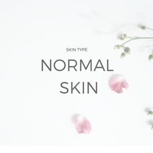 Normal / Balanced Skin