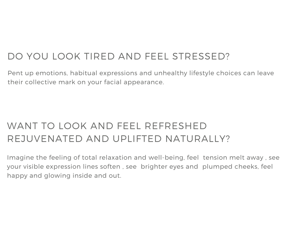 graphic text are you looking tired and feeling stressed
