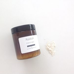 powder face mask